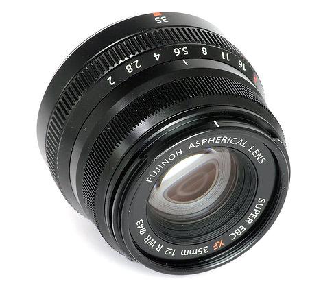 Fujifilm XF 35mm F2