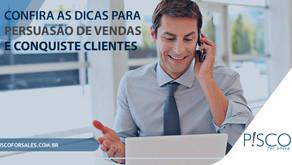 Confira as dicas para persuasão de vendas e ganhe clientes rapidamente