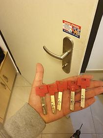 החלפת צילינדר בדלת בגדרה חייגו: 052-552-5523