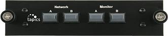 Tap,optique,40 giga,40,Gbps,1 lien,connectique MTP, connectique MPO