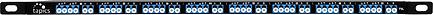 TAP, optique, 8 liens, connectique LC,1,10,Giga,Gbps