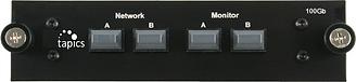 TAP, optique,1 lien, connectique MTP,MPO,100,Giga,Gbps