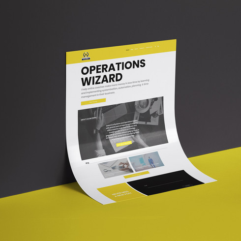 Operations Wizard