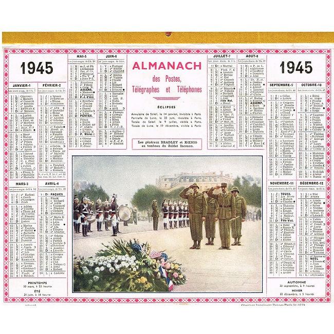 calendrier-almanach-1945-les-generaux-br