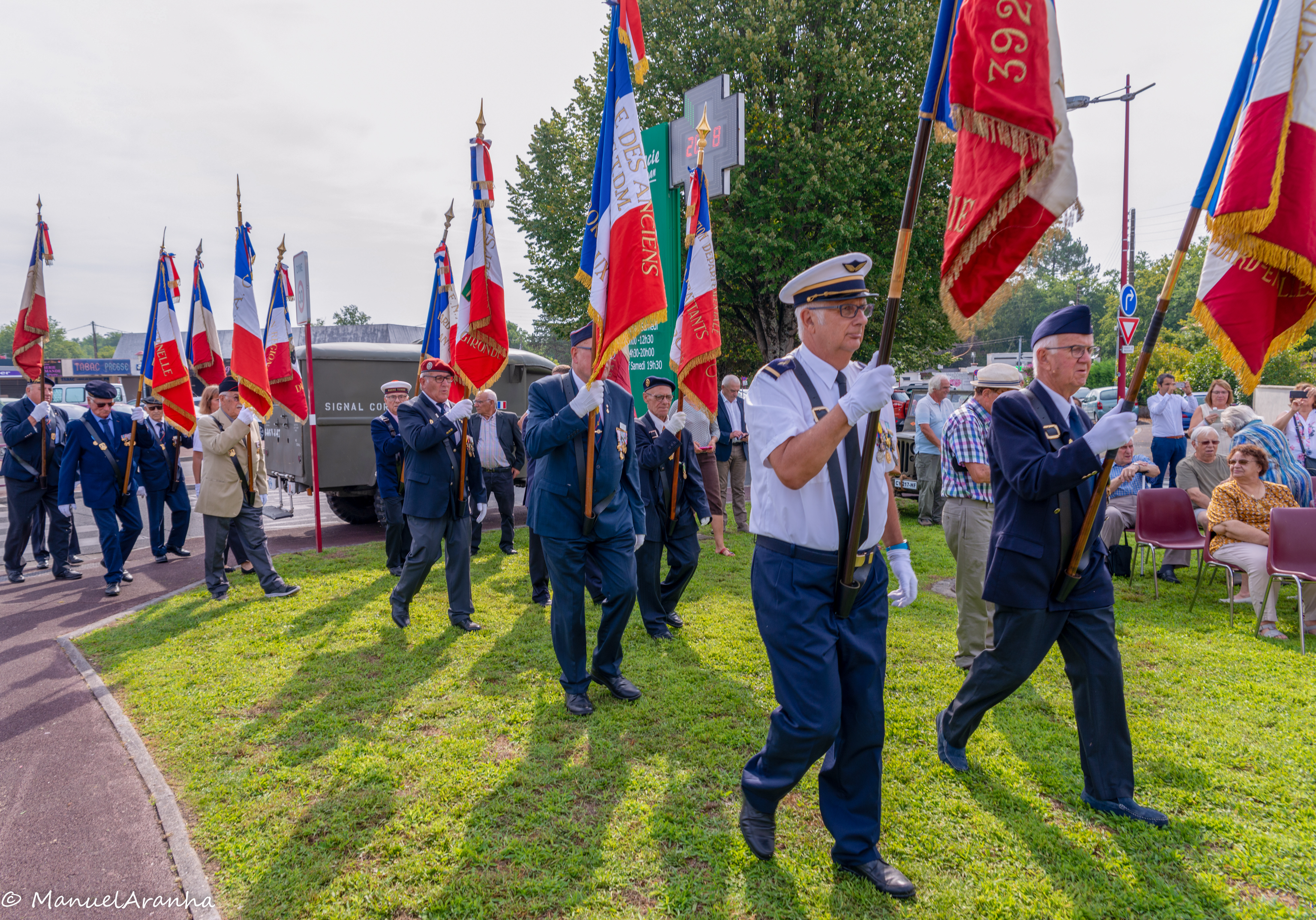 COMMEMORATION DU CAMP DE GERMIGNAN F26