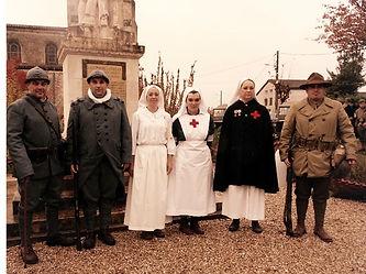 commémoraions première et seconde guerre mondiale MVCG AQUITAINE