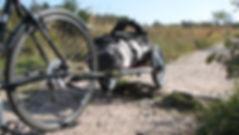 Bike-PACKER, der multifunktionelle Fahrradanhänger