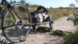 BENPACKER Bike trailer / Bicyle Trailer