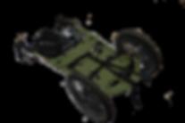 Trek-PACKER brake - Trekking / Wandern / Backpacking