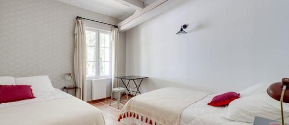 Maison des Voyageurs, chambre 2, Mas Saint-Gens