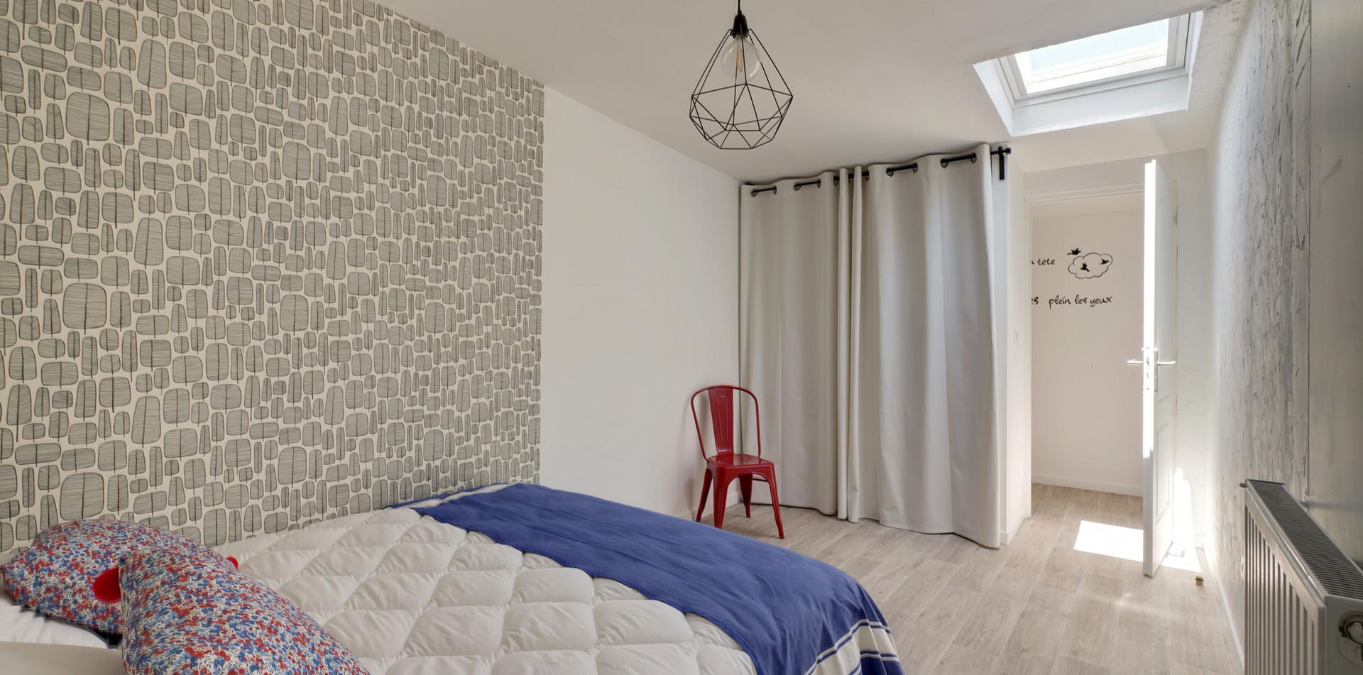 Bedroom 1 Maison des Amis, Mas Saint-Gens