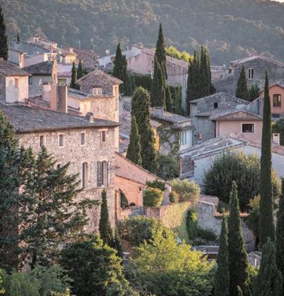Vaison la Romaine to Mas Saint-Gens