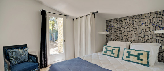 Maison des Amis, chambre 4, Mas Saint-Gens