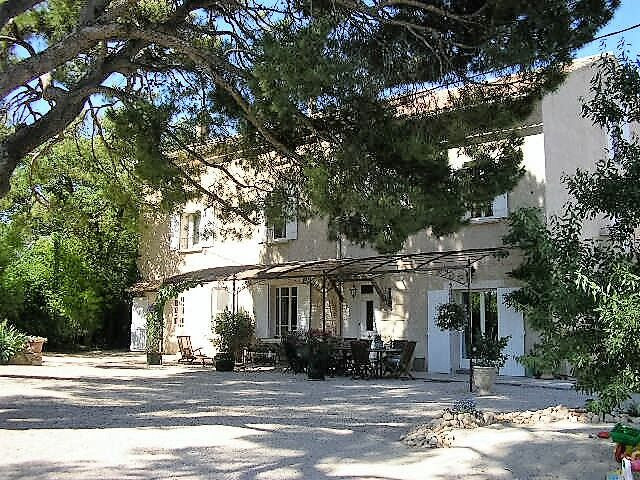 Le Mas Saint-Gens Holiday home rental in South of France