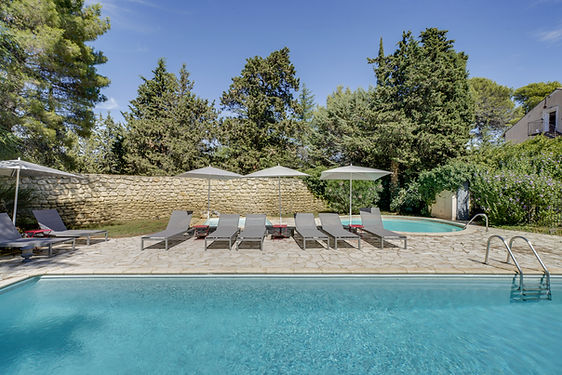 Fantastic holiday home rental in Provence Avignon Luberon France