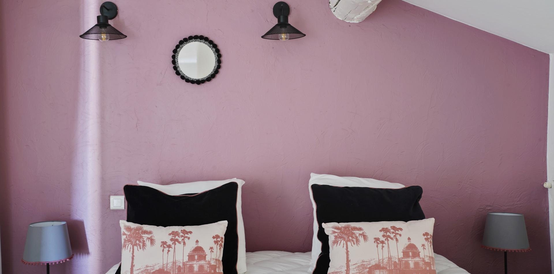 Maison du Bonheur, bedroom 3, Mas Saint-Gens