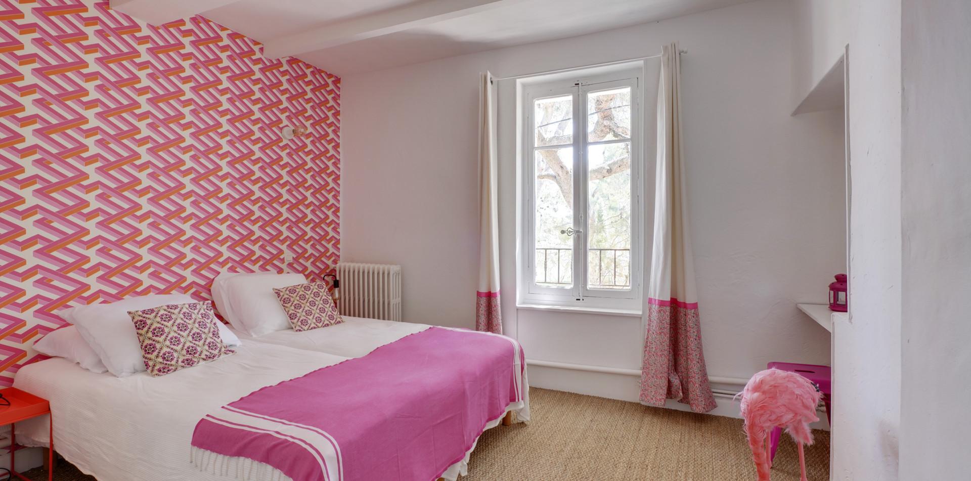 Maison des Souvenirs, bedroom 3, Mas Saint-Gens