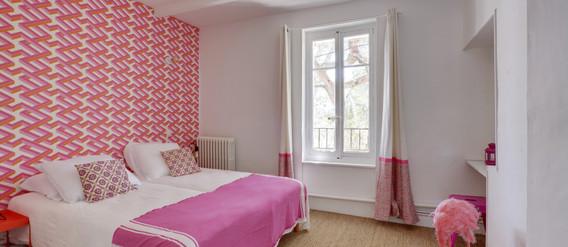 Maison des Souvenirs, chambre 3, Mas Saint-Gens