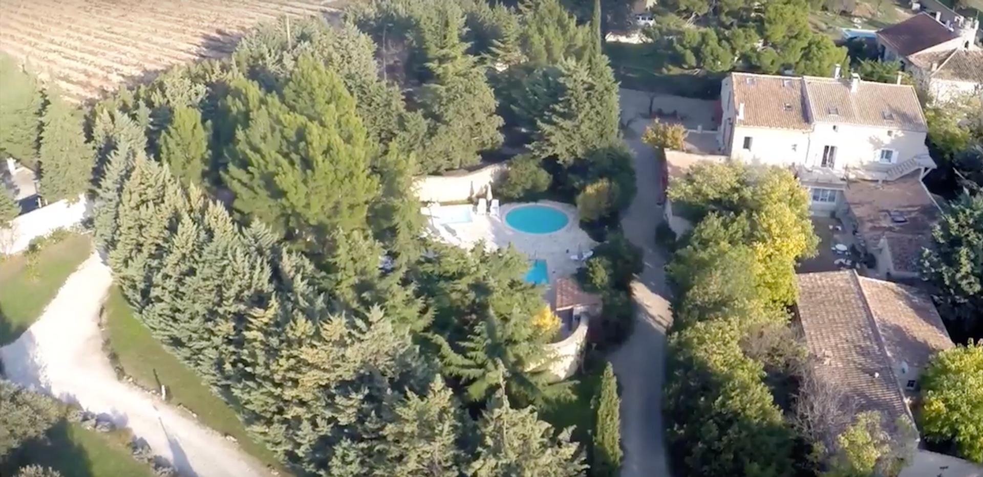Visit the Mas Saint-Gens estate