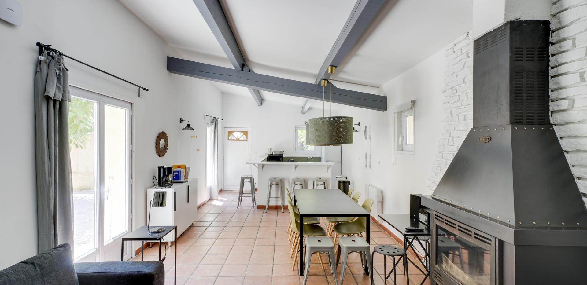 Maison des Voyageurs, Mas Saint-Gens, holday rental