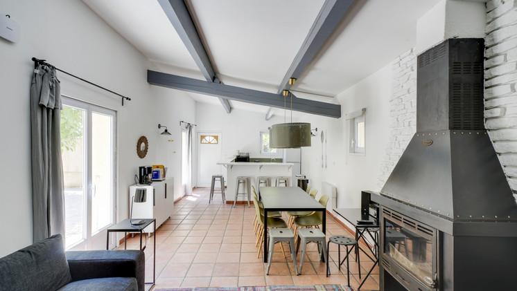 Maison des Voyageurs, Mas Saint-Gens