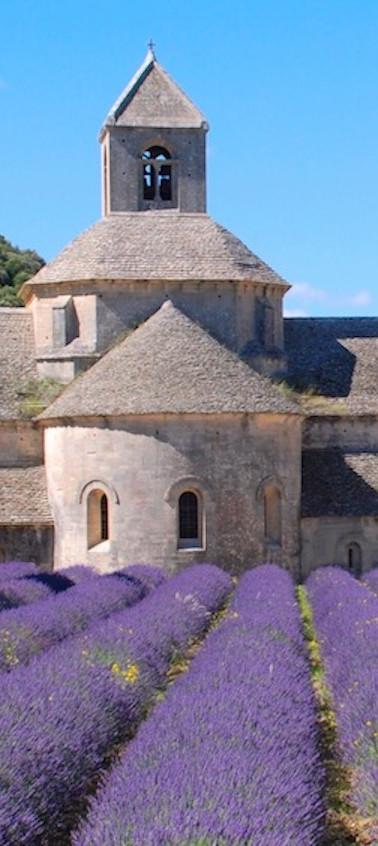 abbaye notre-dame-de-senanque, Gordes