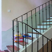 L'escalier La Divine
