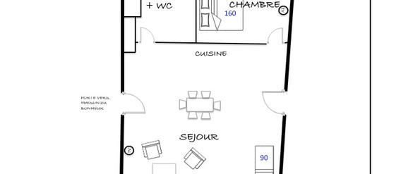 Petite Maison du Mas Saint-Gens