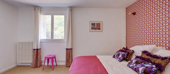 Maison des Souvenirs, chambre 1, Mas Saint-Gens