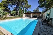 large holidays'house mas saint gens provence piscine