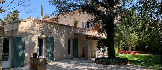 Jardin Maison des Amis, Mas Saint-Gens