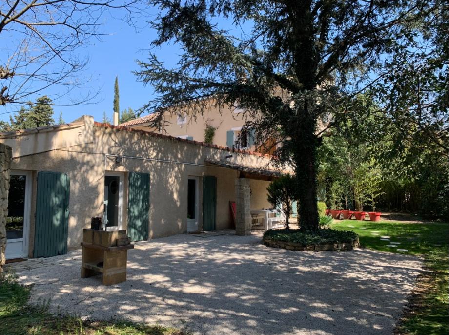 Garden Friends' House, Mas Saint-Gens