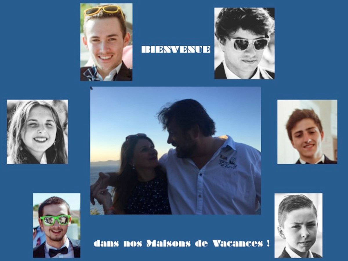 Our family, Mas Saint-Gens, holiday how rental in South of France