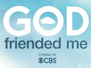 "Our lead actress Erica Camarano on CBS' ""God Friended Me"""