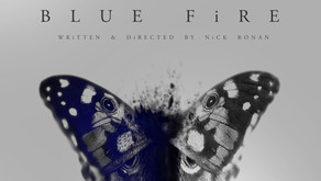 Official Trailer Release: BLUE FiRE