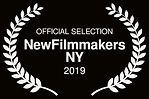OFFICIAL SELECTION - NewFilmmakers NY -
