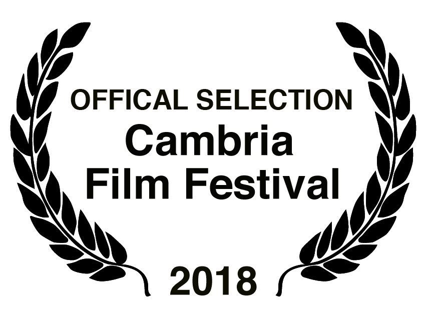 Cambria Black on white Offical Selection
