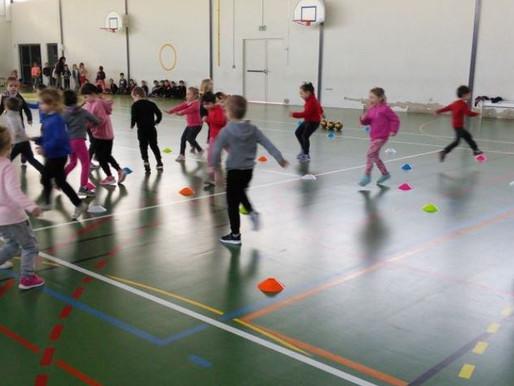 Sport collectif en primaire