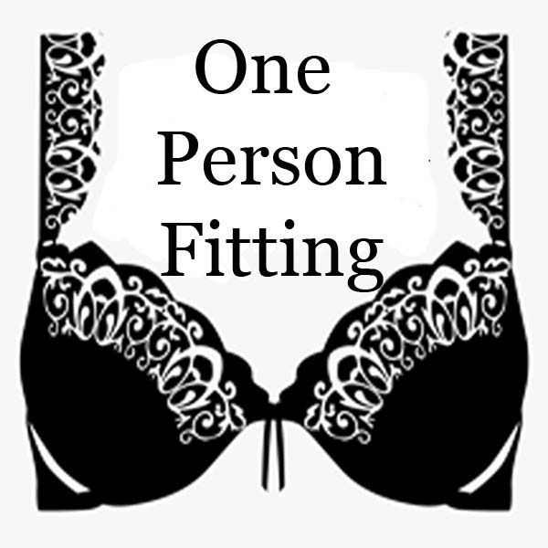 One Person Bra Fitting