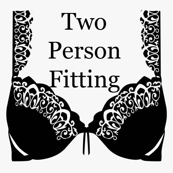 Two Person Bra Fitting