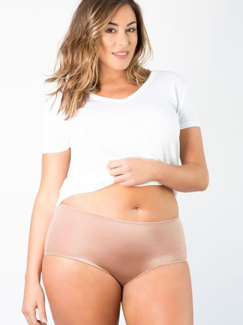 Curvy Couture Everyday Essential Boyshort Panty