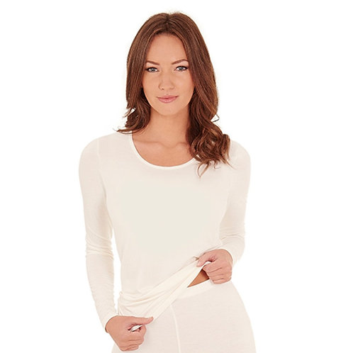 Charnos Second Skin Thermal Long Sleeve Top