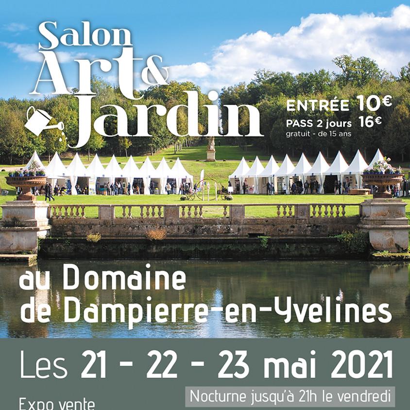 Salon Art & Jardin au Domaine de Dampierre-en-Yvelines