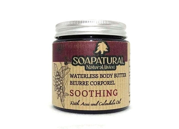 Soothing Waterless Body Butter