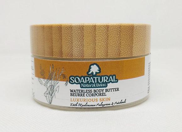 Luxurious Skin Waterless Body Butter