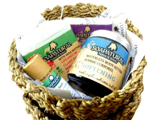 Seagrass Gift Basket