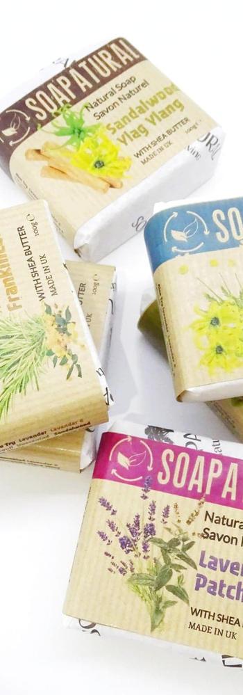 Nourishing Soaps