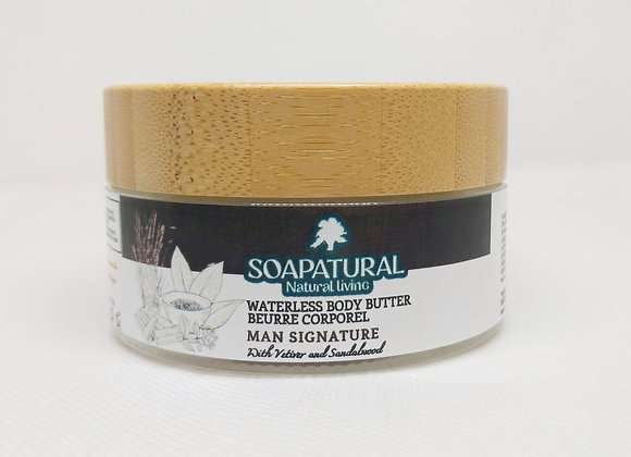 Man Signature Body Butter