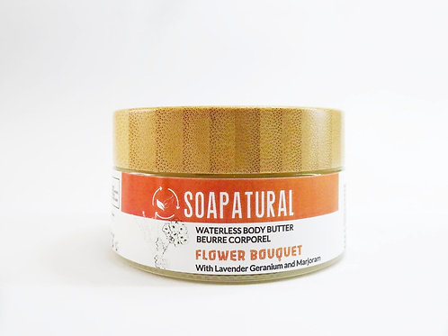 Flower Bouquet Waterless Body Butter