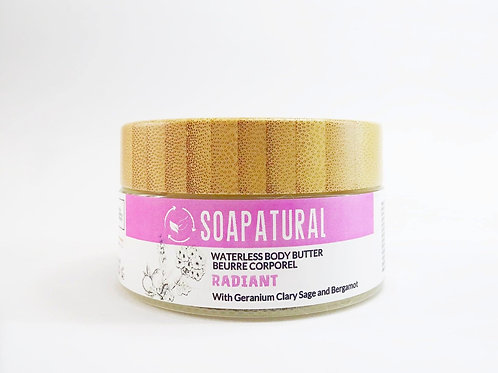 Radiant Waterless Body Butter